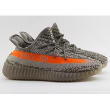 Adidas Yeezy Boost 350  Gray with Orange