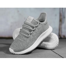 Adidas Tubular Shadow Gray with White