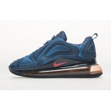 NIKE AIR MAX 720 BLUE/RED