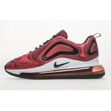 NIKE AIR MAX 720 RED BLACK