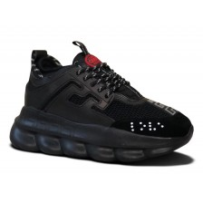 Versace Chain Reaction Black Red 6611