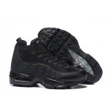 Nike Air Max 95 Sneakerboot (Черные)