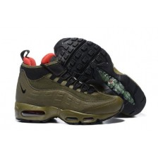 Nike Air Max 95 Sneakerboot (Хаки)