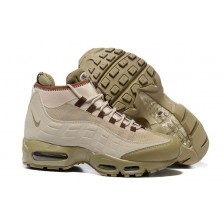 Nike Air Max 95 Sneakerboot (BEIGE)