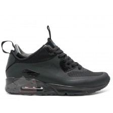 Nike Air Max 90 Sneakerboot (Черные)