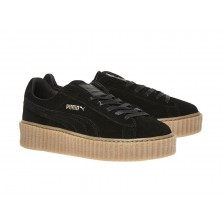 Puma Creeper by Rihanna Чёрные