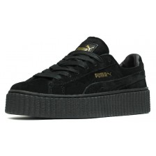 Puma Creeper by Rihanna All Black