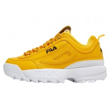 Fila Distruptor II Yellow White