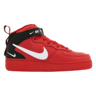 Nike Air Force Mid Red