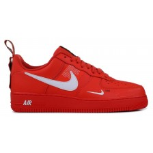 Nike Air Force low Red