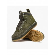 Nike Air Force 1 Lunar Duckboot Green