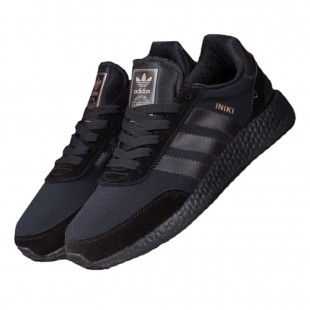 Adidas Iniki full Black