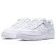 Nike Air Force 1 Low Shadow White (белые)