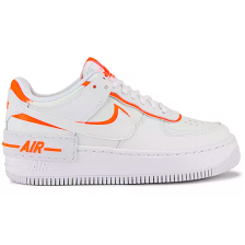 Nike Air Force 1 Low Shadow Orange (белые)