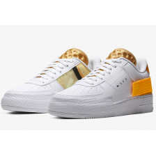 Nike Air Force N 354 White Yellow