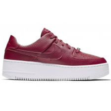 Nike Air Force 1 Sage Red красные