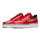 Nike Air Force 1 '07 lv8 sport red white