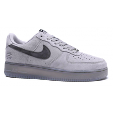 Nike Air Force 1 Low Suede (серые)