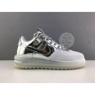 Nike Lunar Force 1 Silver White (36-40) арт. 129ma