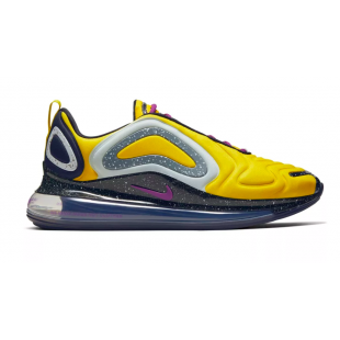 NIKE AIR MAX 720 UNDERCOVER YELLOW ЖЕЛТЫЕ