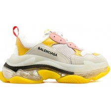 Balenciaga Triple S 2.0 White Yellow