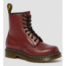 DR. MARTENS 1460 SMOOTH CHERRY RED без меха