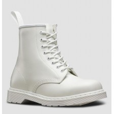DR. MARTENS MONO WHITE SMOOTH без меха