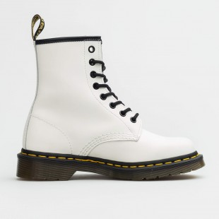 DR. MARTENS 1460 WHITE NARROW без меха