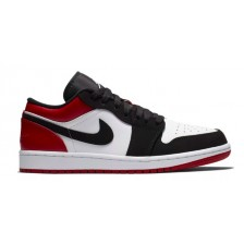 NIKE AIR JORDAN RETRO 1 LOW BLACK WHITE OG (ЧЕРНЫЕ С БЕЛЫМ)