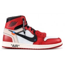 NIKE AIR JORDAN RETRO 1 HIGH OG X OFF-WHITE