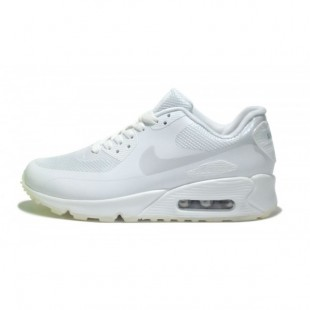 Кроссовки Nike Air Max 90 Womens Hyperfurse Белые 125