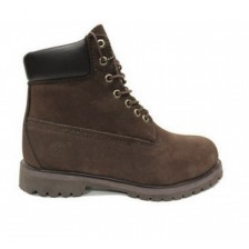 Timberland Brown Woman с мехом 620