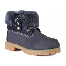 Timberland Roll Top Blue Navy New (773)