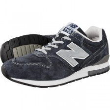 New Balance 996 Navy Blue / White