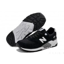 New Balance Mens 999 Black / White 321