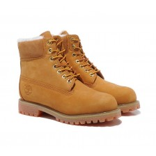 Timberland Mens / WMNS Winter Wheat (иск. мех) 609