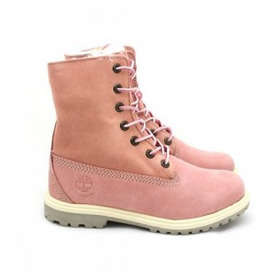 Timberland Teddy Fleece Pink 700 (флис)