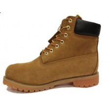 Timberland Rust Woman с мехом желтые 623