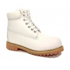 Timberland White Woman с мехом 621
