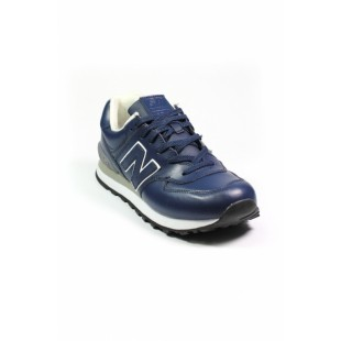 New Balance 574 Blue Leather 312
